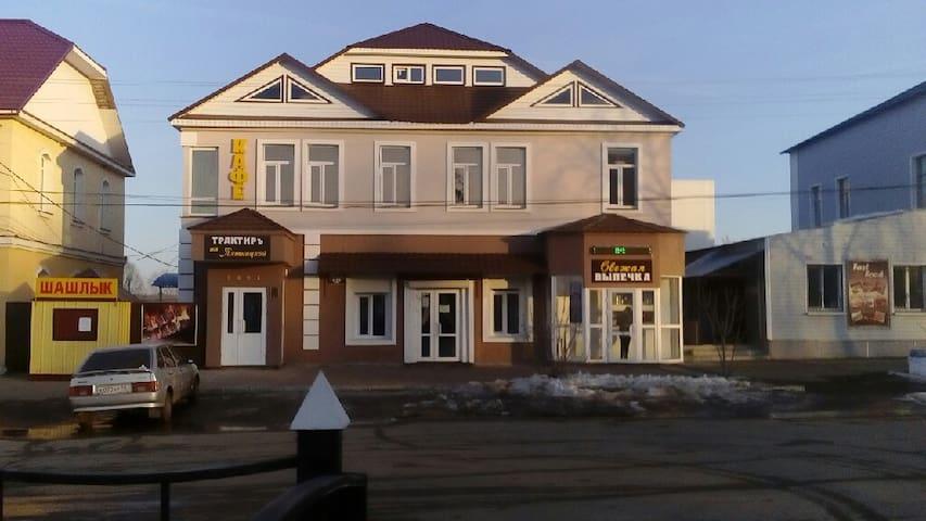 """Трактир на пятницкой"" Гостиница и кафе."