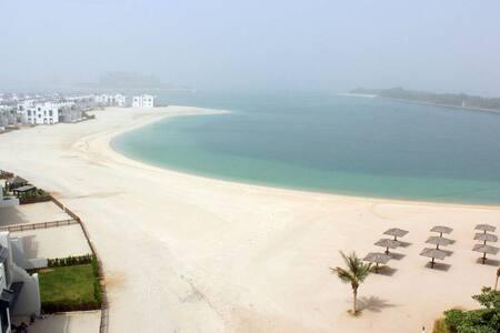 Beach Paradise 1BR with Sea View - Dubai - Wohnung