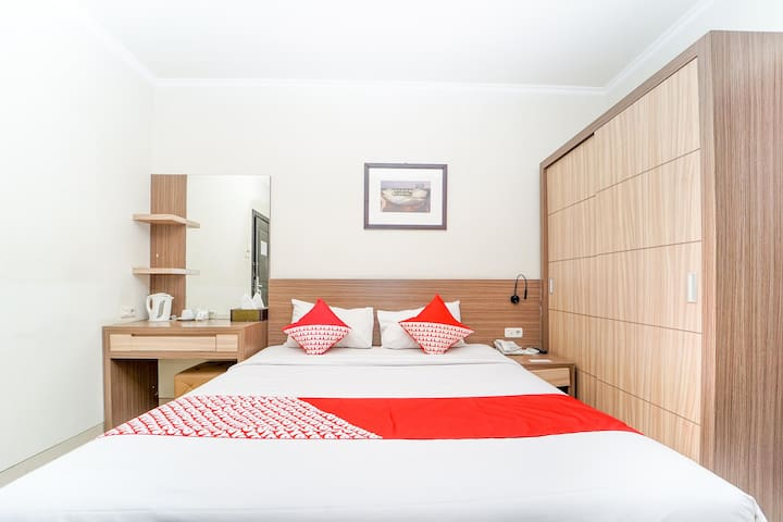 1BR Maumu Hotel in Surabaya-Best of Offers!