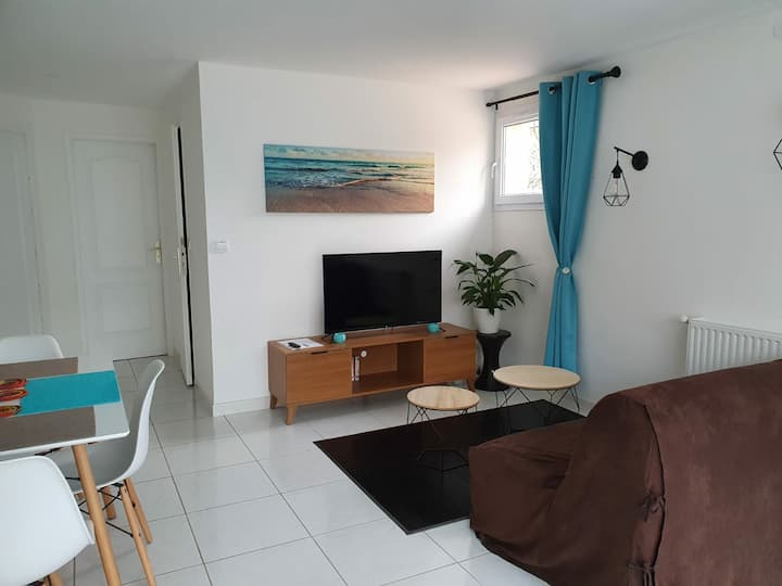Appartement avec spa au Thoronet