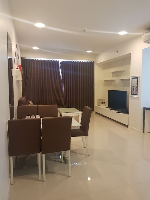 Sunrise apartment for rent 3 Bedroom,100USD/day (V4.0804)