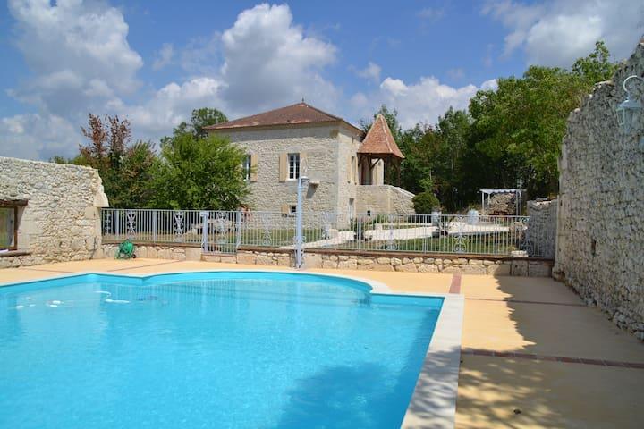 Gîte de Barenne - Bourg-de-Visa - Haus