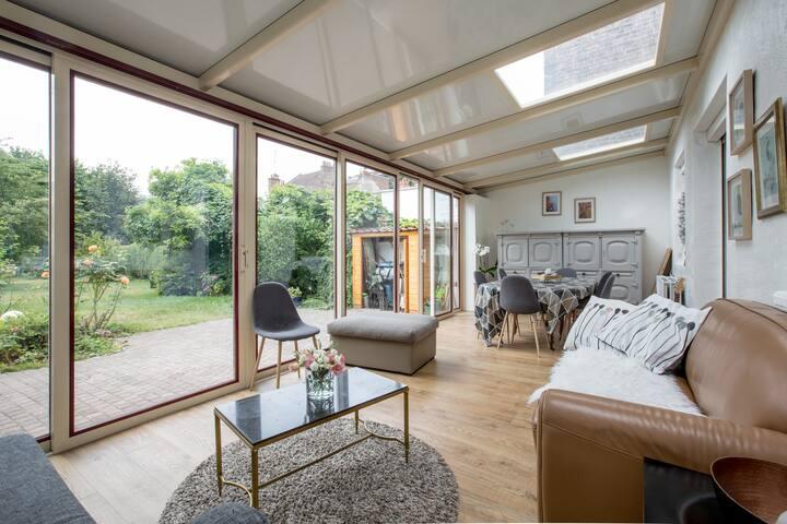 Comfy family house, Jolie maison familiale 140m2