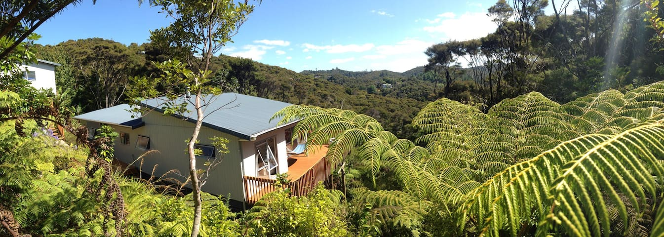 Arabella Cottage - Opua - Talo
