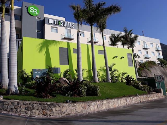 Habitación doble en SR Hotel & Suites