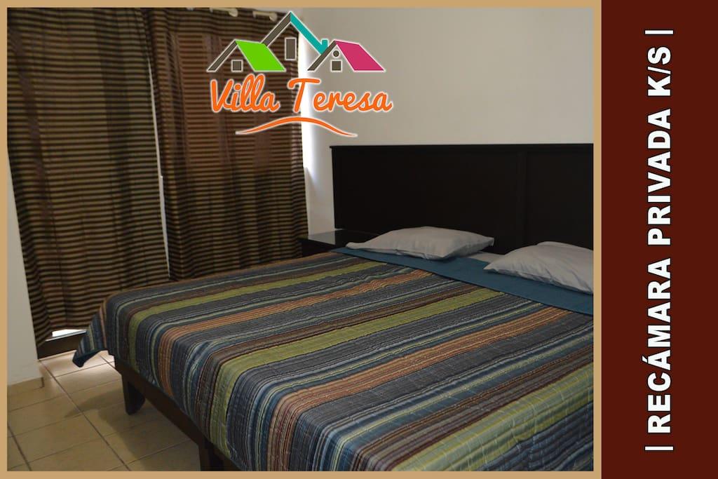 Si viajas en pareja, configuramos tus camas a King Size.