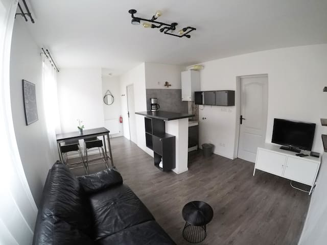 Comfort & style - close to Strasbourg city center