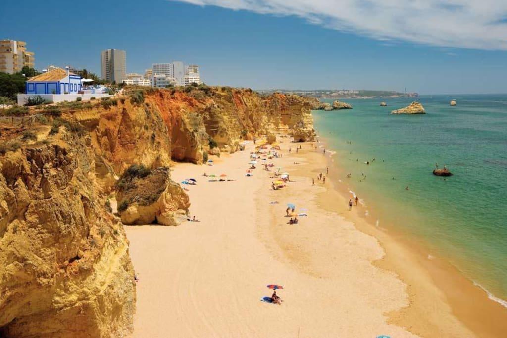 Beach- Praia da Rocha