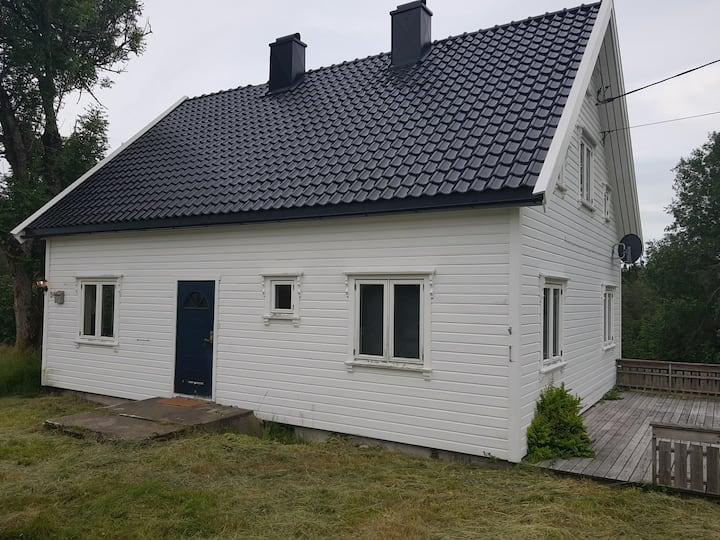House in Loland , Øvrebø, Kristiansand, Dyreparken