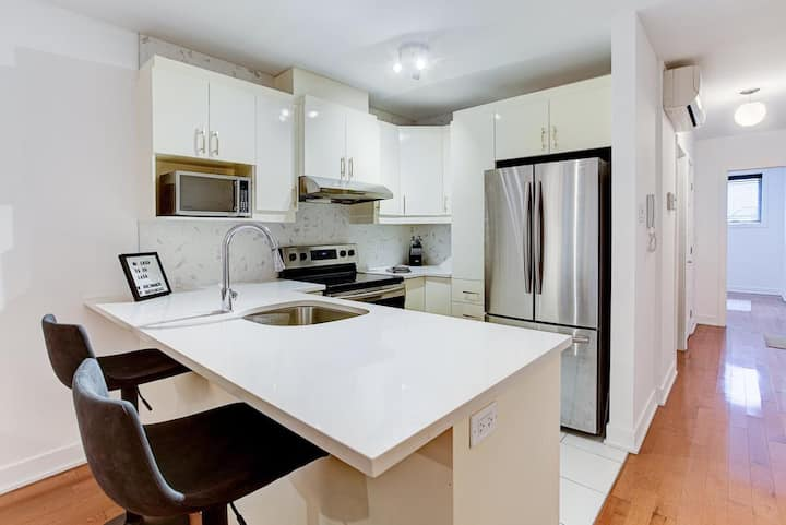 Condo in Montreal - Lachine Canal, Atwater Market