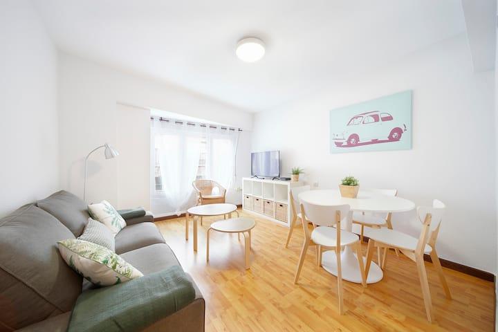 Apartamento Centro-Playa III