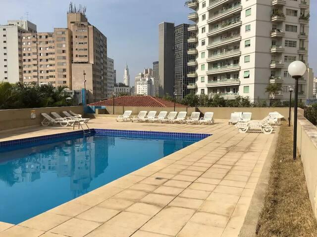 Flat Bexiga/Anhangabaú