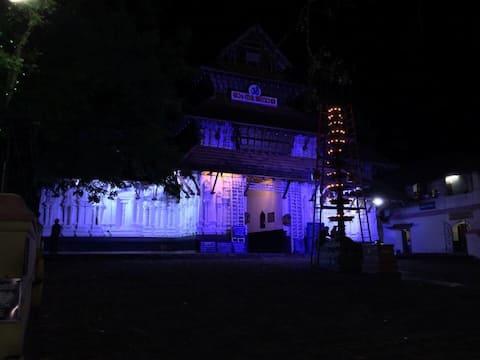 Casa entera de 1 dormitorio en Thrissur ciudad