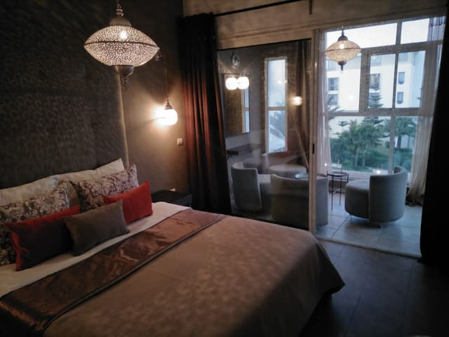 APPARTEMENT BEACH ESSAOUIRA