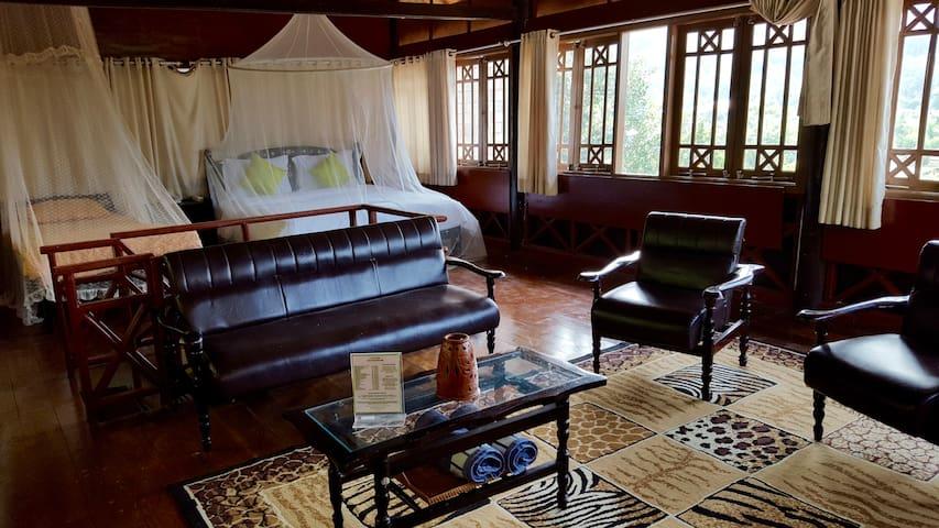 The Loft @ Villa Mataano - Batu Layar - Loft