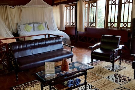 The Loft @ Villa Mataano - Batu Layar - Vindsvåning