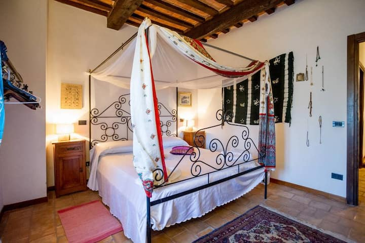 Splendido BedandBreakfast Country tra Rm/Fi per 2
