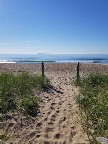 Room: Half Mile Walk to the Beach