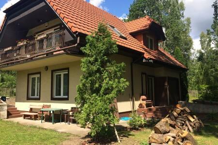 Rechotka - Kistówko Dom z widokiem
