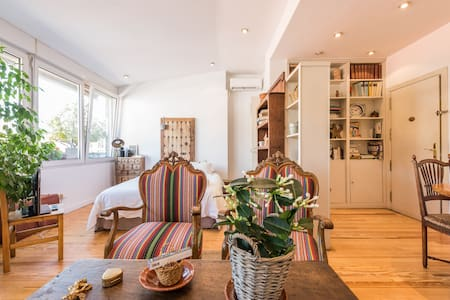 BRIGHT CHIC PENTHOUSE IN MALASAÑA - Madrid
