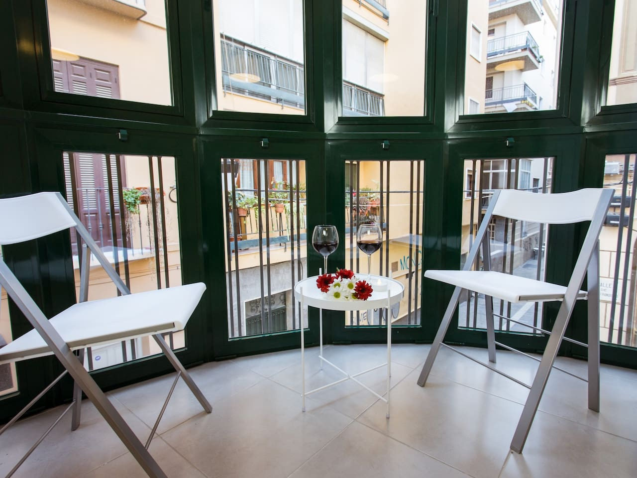Flamenco 2. 2 bedroom apartment near the Picasso Museum of Malaga