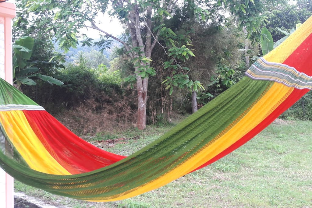 Tropical holiday retreat