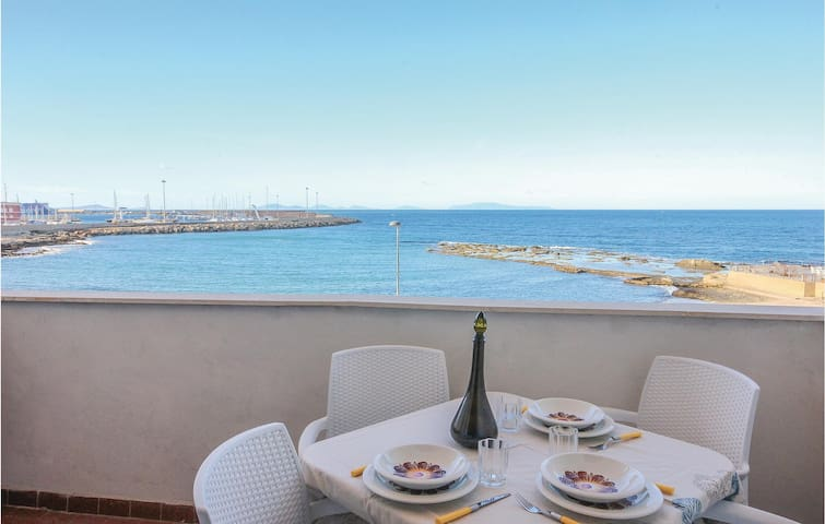 Holiday apartment with 1 bedroom on 40m² in Porto Torres