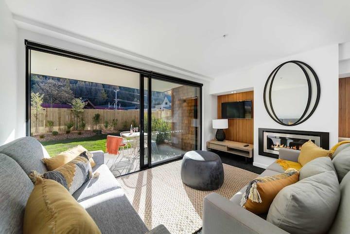 Mara Apartment @ the base of Coronet Peak