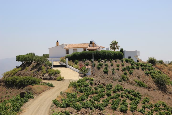 Balcon De La Axarquia