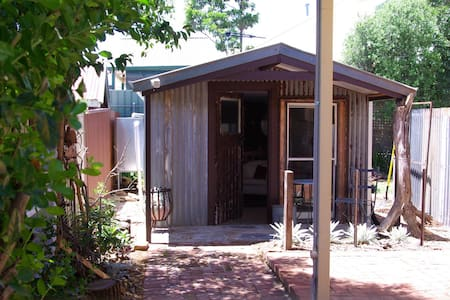The OUTBACK STUDIO - some SA outback in the city - Saint Morris