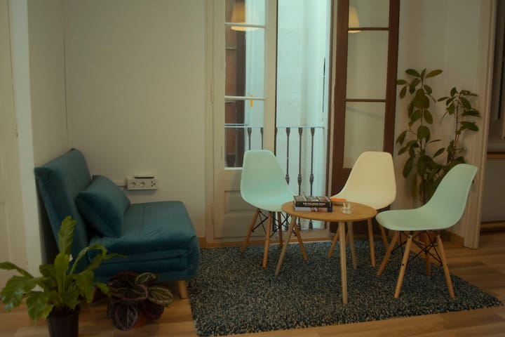 Double room in the heart of Barcelona
