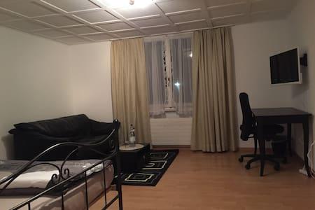 Gemütliches Gästezimmer in Mauren - Mauren - Lejlighed
