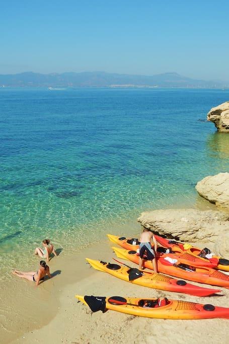 Our secret beach
