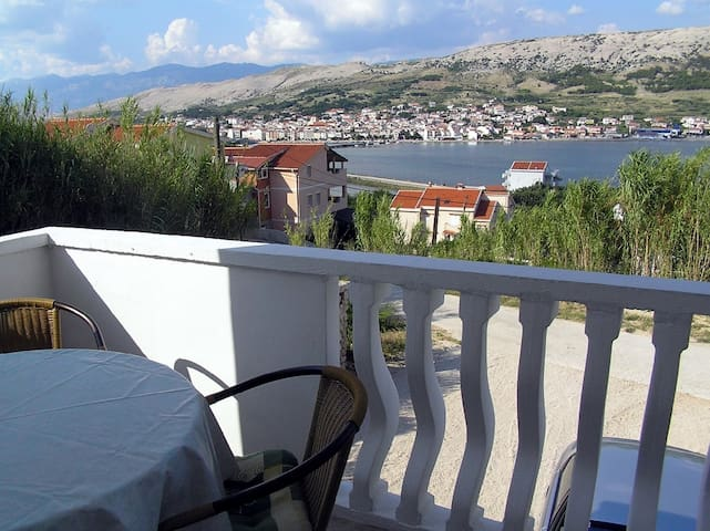 Beautiful one bedroom apartment in Pag - Pag - Appartement