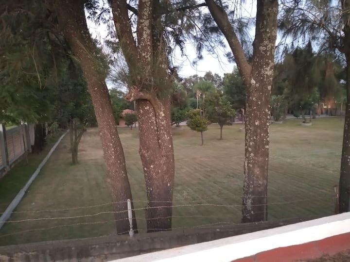 Casa campestre a 5 minutos del centro de Tesistán