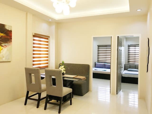 Big + Clean 2 Bedroom Condo in Cebu City (Unit 2B)