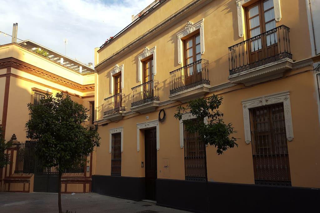 Estudio casco antiguo zona turistica free parking lofts - Loft en sevilla ...