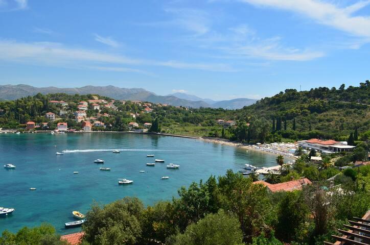 Villa Hideaway - Dubrovnik, Croatia - Koločep - Ev