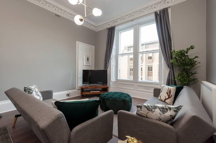 Contemporary Luxury in the Heart of Edinburgh