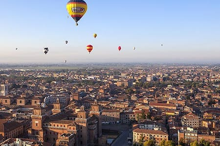 camera a Ferrara - Vigarano Mainarda