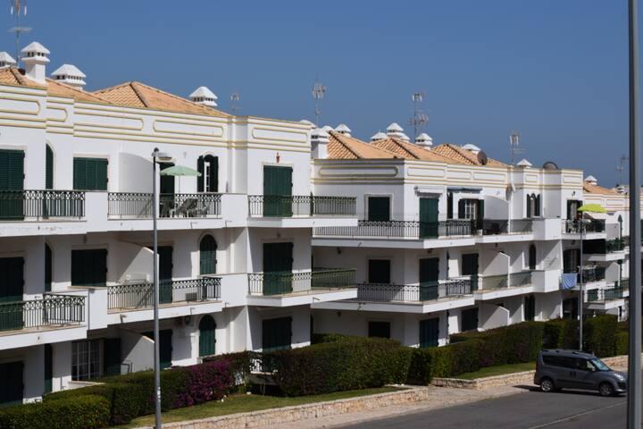 Apartamento Férias em Cabanas de Tavira - Cabanas de Tavira - Daire