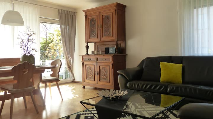 Lovely & sunny apartment in Dahn ♥
