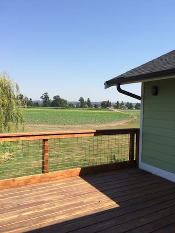Puyallup Farm Home with a View