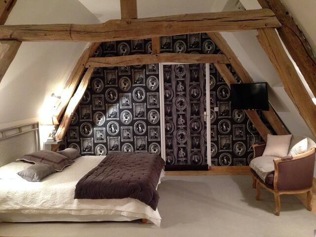 Chambre Familiale Rouvroy 5 pers - Paillart