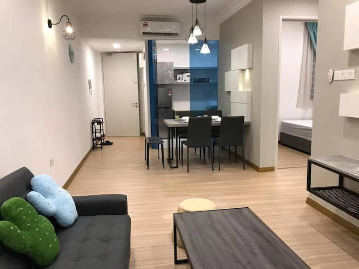 5-6pax/A21/WIFI/Pool/Gym/Jonker/Encore/Town
