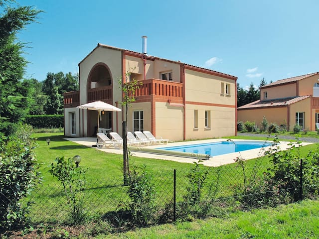 Holiday home Domaine Royal Green in Mazamet