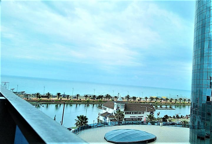 NEW LIFE sea view(Orbi City)