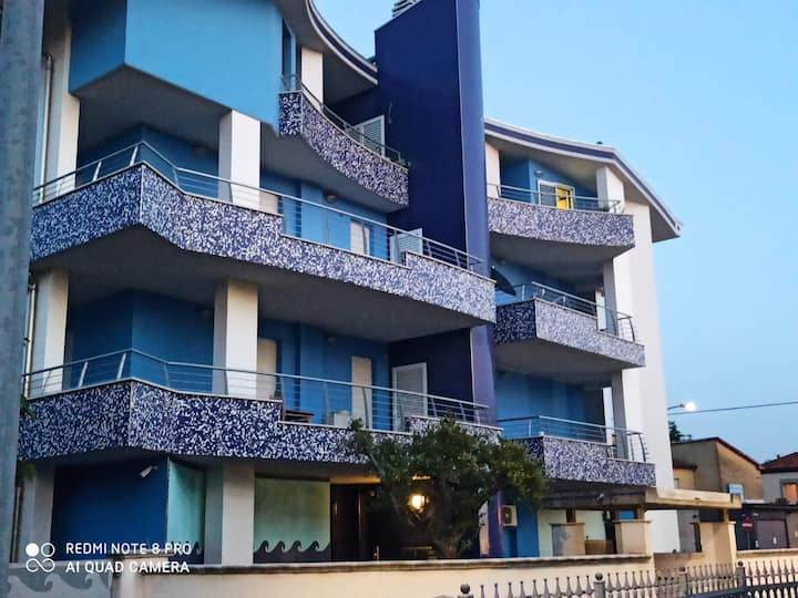 Affitto Appartamento di prestigio di 120mq.