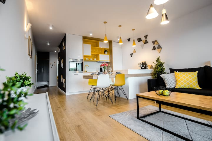 Wisła - Bukowa Góra 2 - Apartament - Prestige Home
