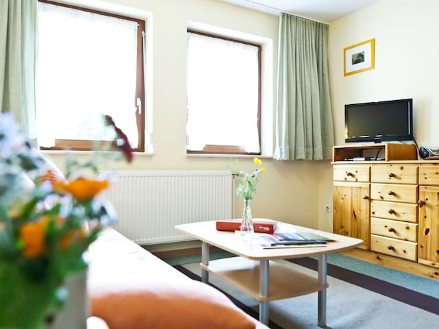 Haus Keller Ferienwohnungen, (Todtnau), Ferienwohnung 1 Esche, 37 qm, 1 Schlafzimmer, max. 2 Personen